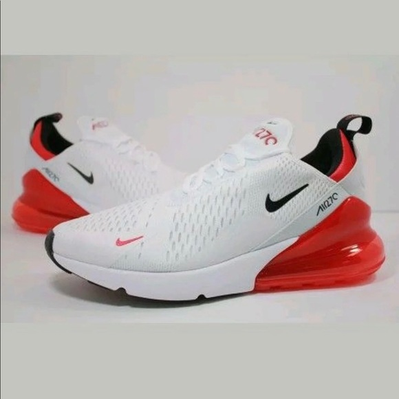 Nike Air Max 270 University Red Men's Size 7 NWT